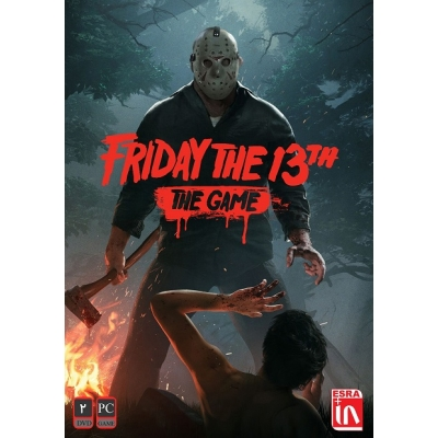 Friday The 13TH The Game PC 1DVD
