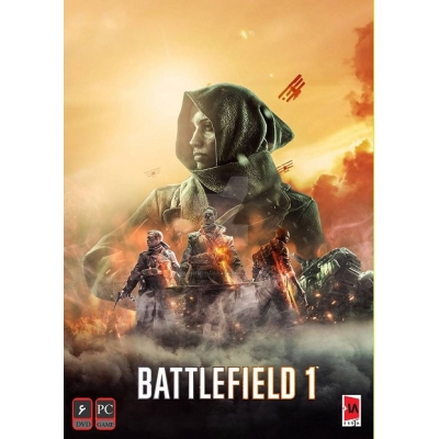 Battlefield 1 PC 6DVD