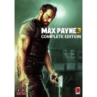 Max Payne 3 PC 4DVD