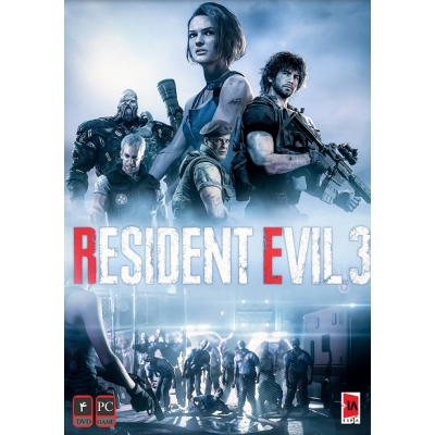 Resident Evil 3 Deluxe Edition PC