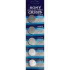 SONY CR2025 Coin Lithium Batteries