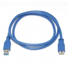 Stecker USB3.0 AM/HDD 1.5m Cable