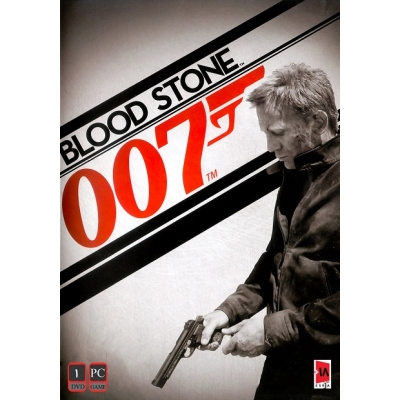 James Bond 007 Blood Stone PC 1DVD