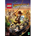 LEGO Indiana Jones 2 PC 1DVD