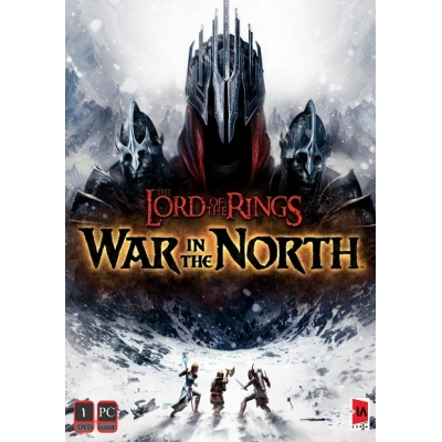 Lord of the Rings War in the North PC 1DVD