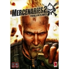 Mercenaries 2 World in Flames PC 1DVD
