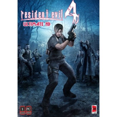 Resident Evil 4 Ultimate HD Edition PC 1DVD