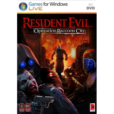 Resident Evil Operation Raccoon City PC 1DVD