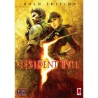 Resident Evil 5 Gold Edition PC 1DVD