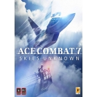 Ace Combat 7 Skies Unknown PC 8DVD
