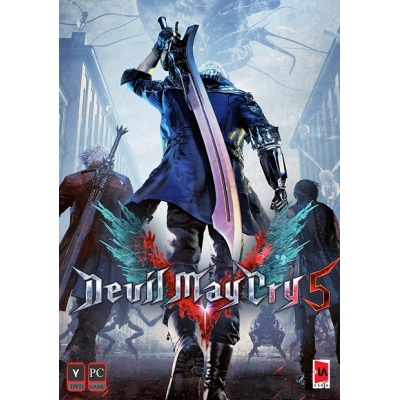Devil May Cry 5 PC 7DVD