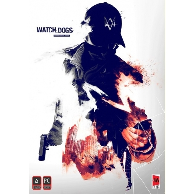 Watch Dogs PC 5DVD