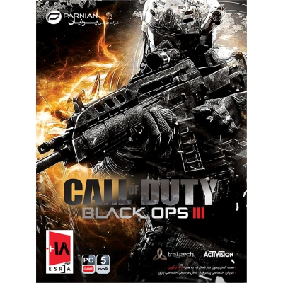 Call of Duty Black Ops III PC 5DVD9